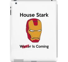 Tony is coming color iPad Case/Skin