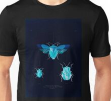 Aid to the identification of insects Charles Owen Waterhouse 1890 V1 V2 049 Tesseratoma Aethiops West Africa Inverted Unisex T-Shirt