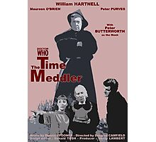 The Time Meddler Photographic Print