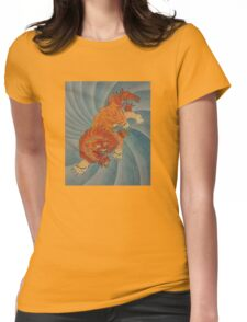 foodog Womens Fitted T-Shirt