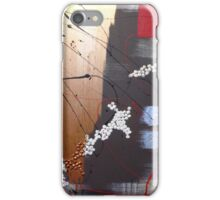 Asian Inspired Abstract 1 iPhone Case/Skin