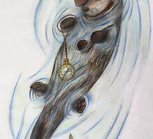Otterlock by WhatIfIAmInsane