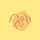 Pooh Symbol & Signature by kferreryo