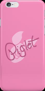 Piglet Symbol & Signature by kferreryo
