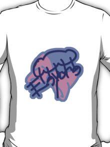 Eeyore Symbol & Signature T-Shirt