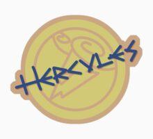 Hercules Symbol & Signature One Piece - Short Sleeve
