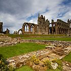 Whitby Abbey by Alison Scotland