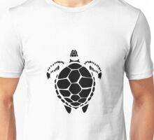 Black Sea Tortoise Shell Unisex T-Shirt