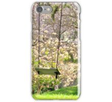 Close Your Eyes and Your There iPhone Case/Skin
