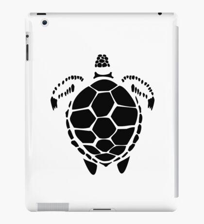 Black Sea Tortoise Shell iPad Case/Skin