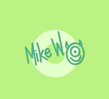 Mike Symbol & Signature by kferreryo