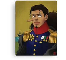 Admiral Usopp Canvas Print
