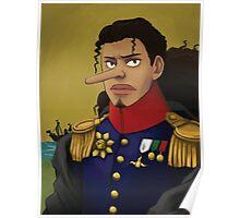 Admiral Usopp Poster