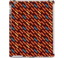 Modern minimalistic geometric design iPad Case/Skin