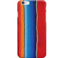 Mexican Blanket iPhone Case/Skin