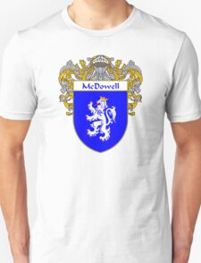 McDowell Coat of Arms/Family Crest Unisex T-Shirt