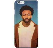 donald glover aka Childish gambino iPhone Case/Skin