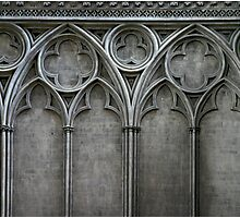 Gothic Wall Photographic Print