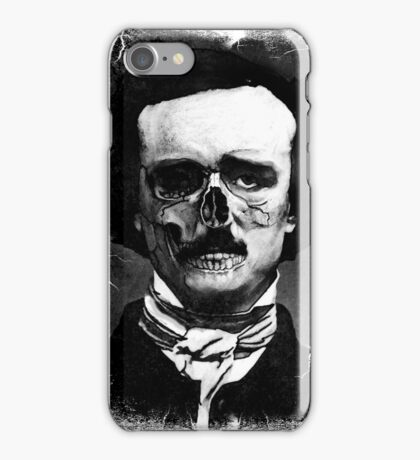 Edgar Poe  iPhone Case/Skin