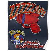 Zzzzzap! Poster