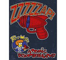 Zzzzzap! Photographic Print