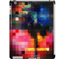 Colorful Tropical Collage Mosaic iPad Case/Skin