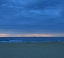 Montague island at dawn by terrigarside