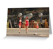 de Havilland Mosquito Greeting Card