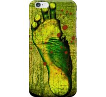 Zombie Foot iPhone Case/Skin