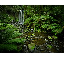 Hopetoun Falls Revisited Photographic Print