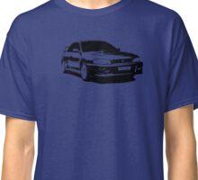 Subaru STI 22B - Solid Black Classic T-Shirt