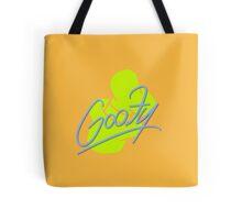 Goofy Symbol & Signature Tote Bag