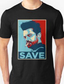JESSE CUSTER SAVE Unisex T-Shirt