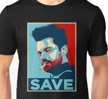 JESSE CUSTER SAVE Unisex T-Shirt