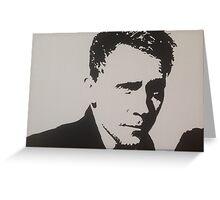 Handpainted Tom Hiddleston Greeting Card