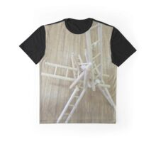 Little Big Ladder Two. Graphic T-Shirt