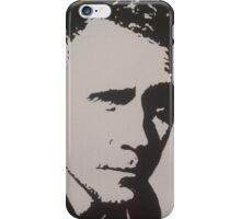 Handpainted Tom Hiddleston iPhone Case/Skin