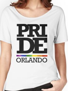 ORLANDO PRIDE Women's Relaxed Fit T-Shirt
