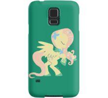 Spring Fluttershy Samsung Galaxy Case/Skin