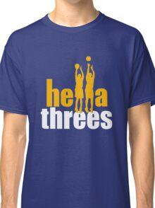 hella threes warriors Classic T-Shirt