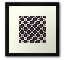 The Blood Flower Bloom Framed Print