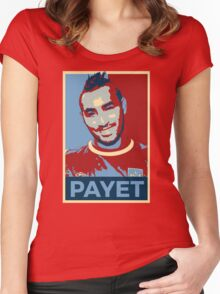 Dimitri Payet Women's Fitted Scoop T-Shirt
