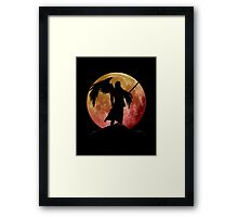 Dark Sephiroth Framed Print