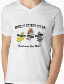 Nudi's In The Nude Mens V-Neck T-Shirt
