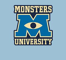 monster university logo Unisex T-Shirt