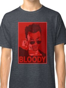 CASSIDY BLOODY RED Classic T-Shirt
