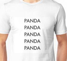 PANDA DESIIGNER Unisex T-Shirt