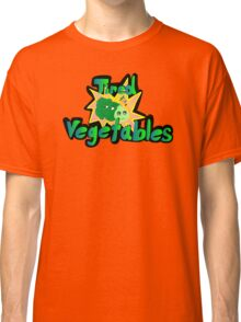 Tired Vegetables Classic T-Shirt