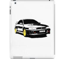 Subaru STI 22B - Ver. 2.0 iPad Case/Skin