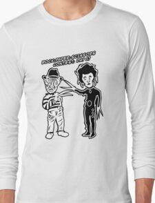 Ec & Fred Scissors Contest Long Sleeve T-Shirt